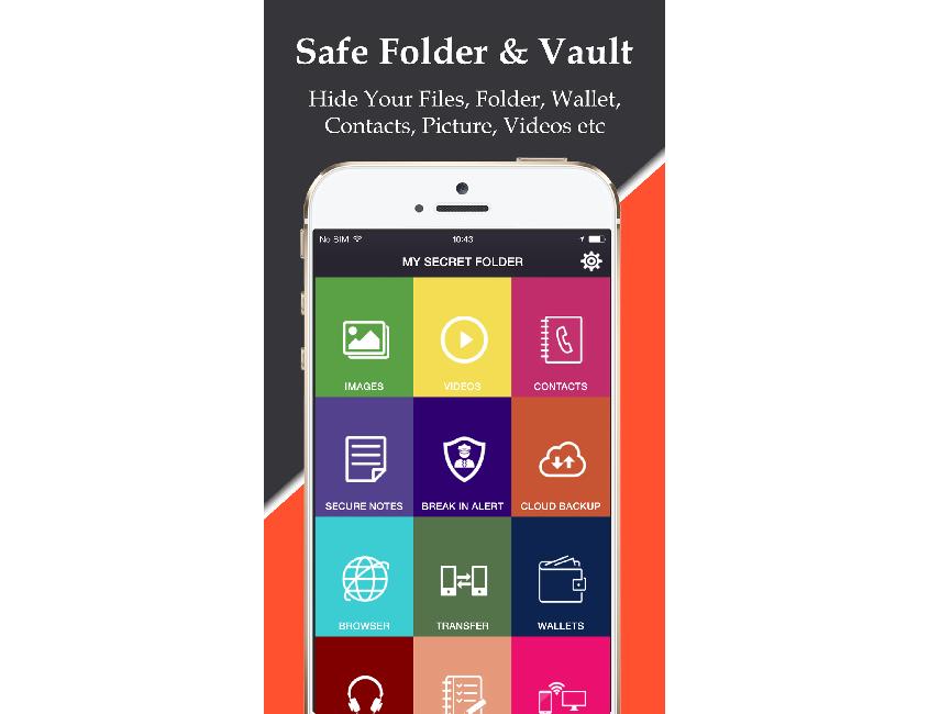safe folder and vault_1